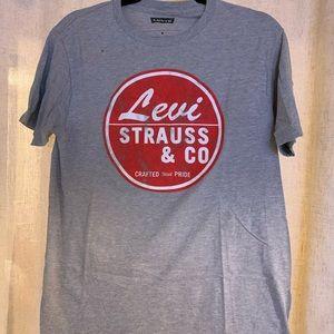 Levi's Short Sleeved Shirt